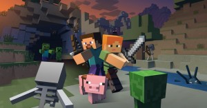 Minecraft Comes In Cartridge Form This June