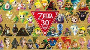 VIDEO: Zelda 30th Anniversary Happy Holidays