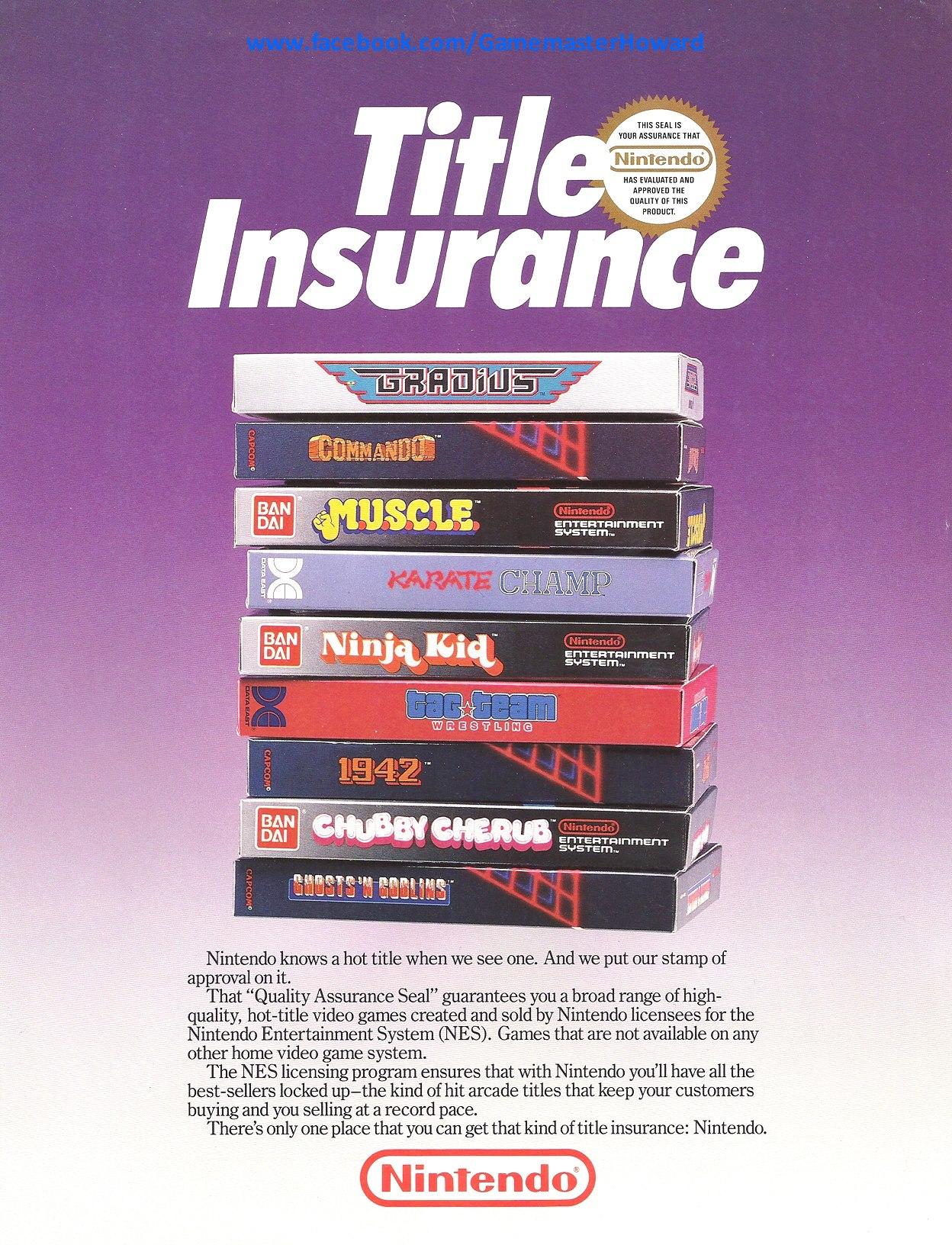NES - 1987 Third Parties Ad - Winter CES - Credit Howard Phillips