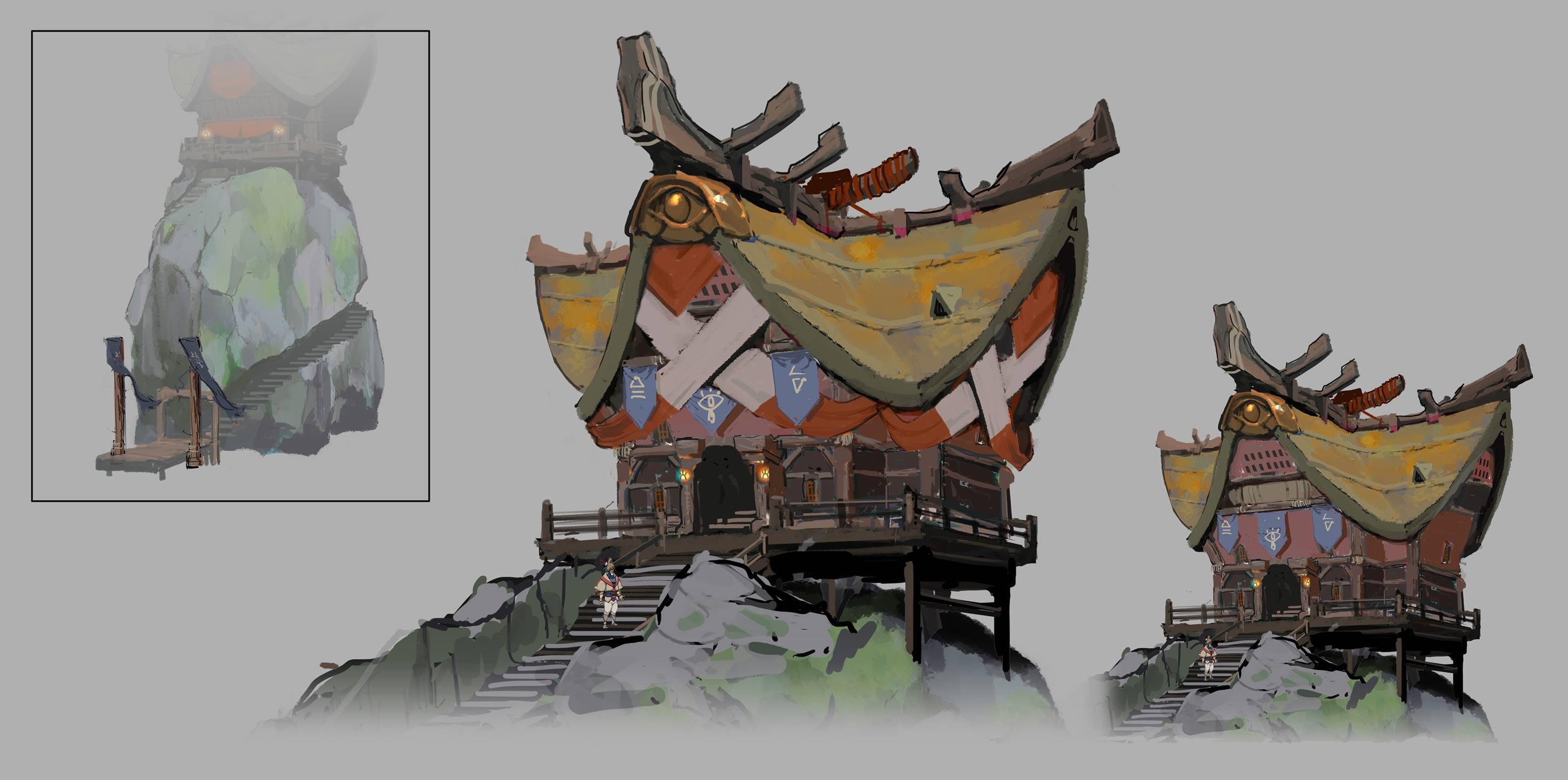 Zelda-Art
