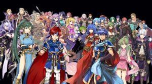 Nintendo Announces Five Fire Emblem Games