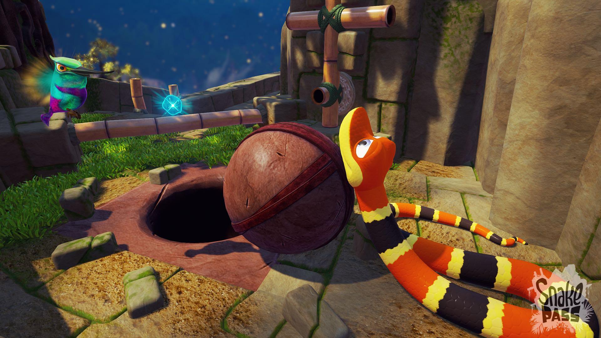 Snake Pass Earth Screenshot