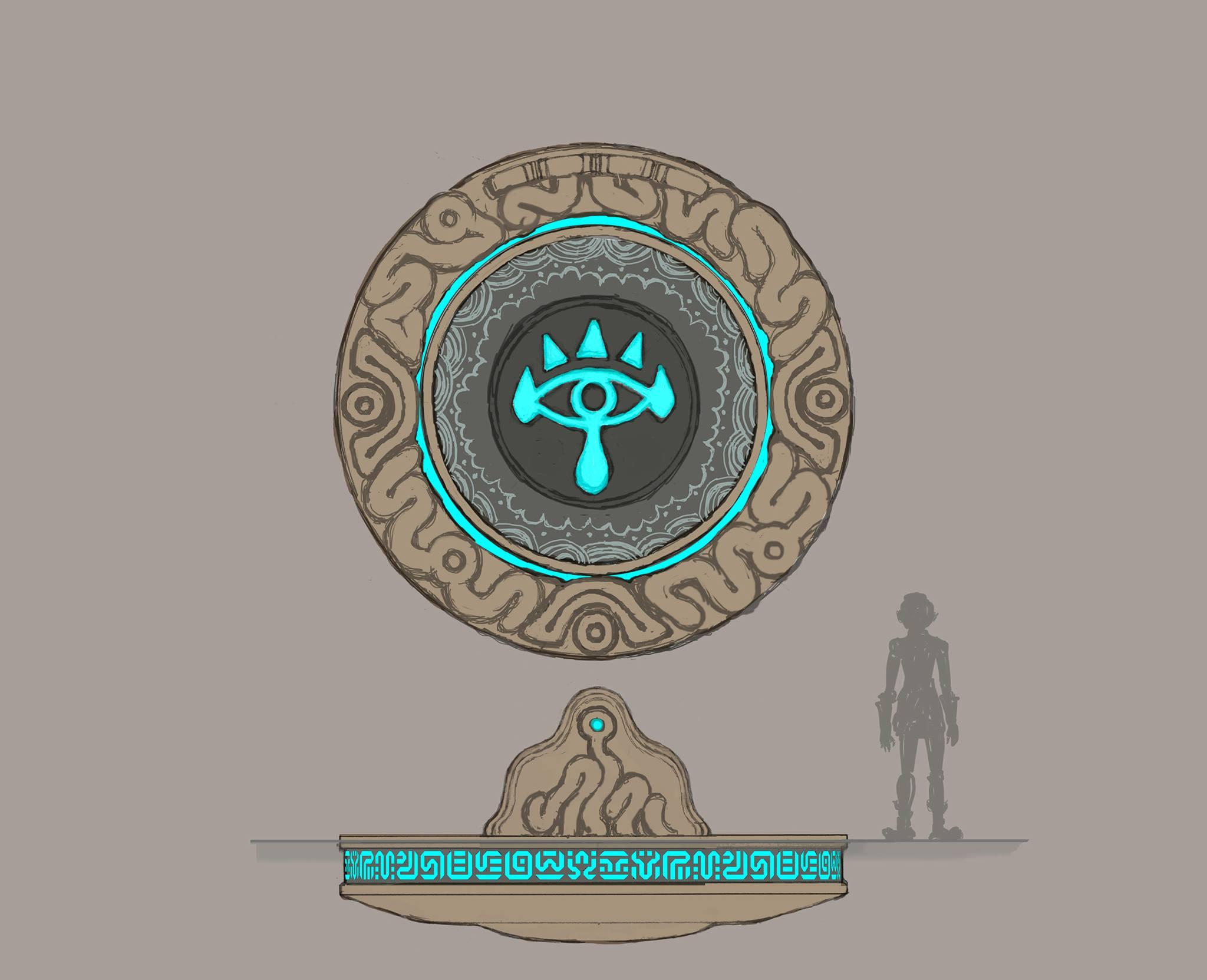 Zelda-art-shrine