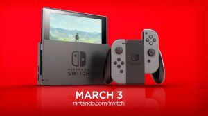 Nintendo Switch Hardware Overviews & 1-2 Switch Japanese Event Footage