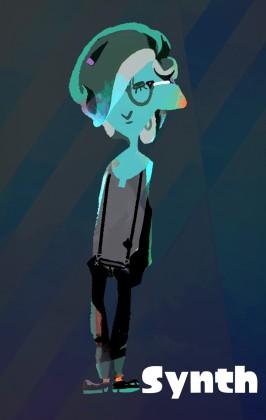 Splat2-Synth