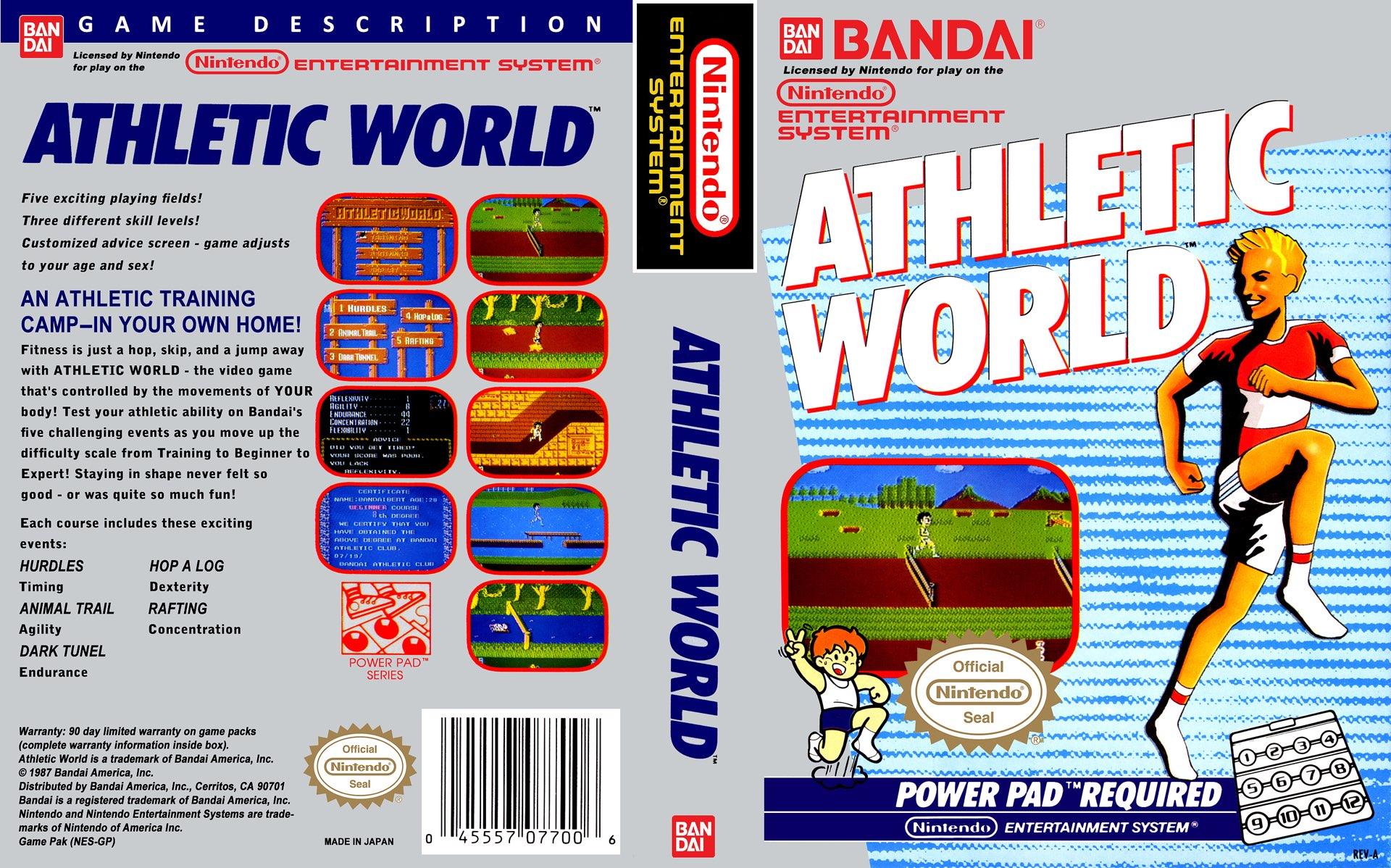 Athletic World Box