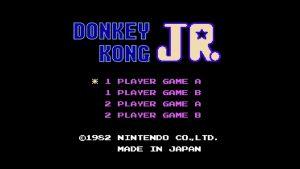 Donkey Kong Jr. (NES) Game Hub
