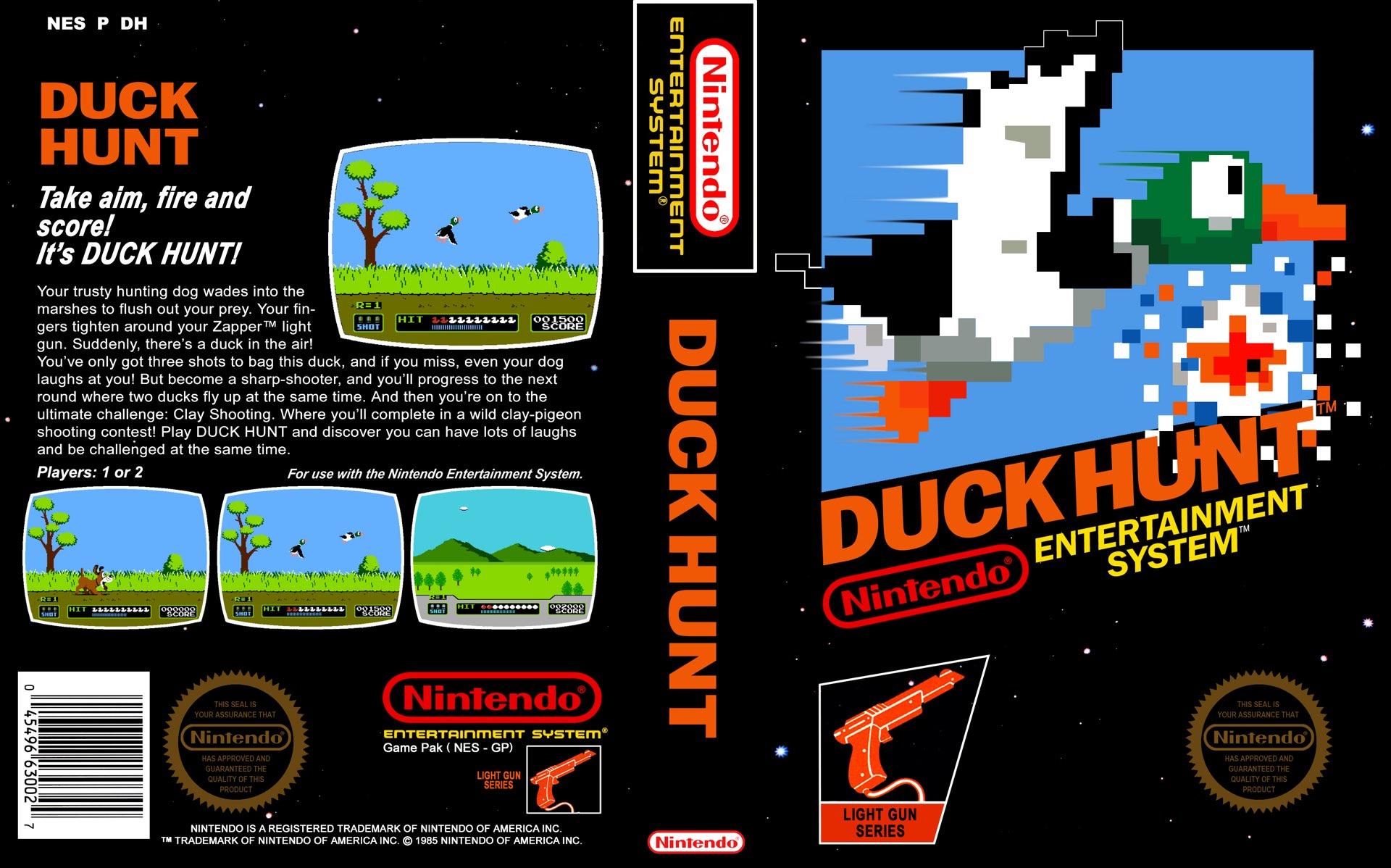 Duck Hunt Box