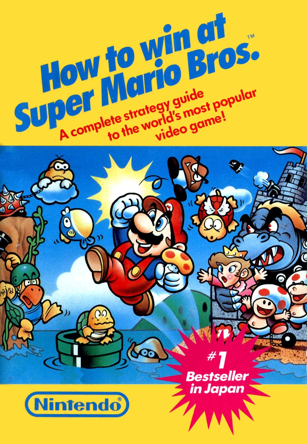 How to Win at Super Mario Bros Cover