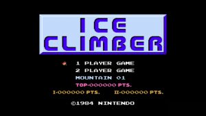 Ice Climber (NES) Game Hub