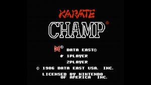 Karate Champ (NES) Game Hub