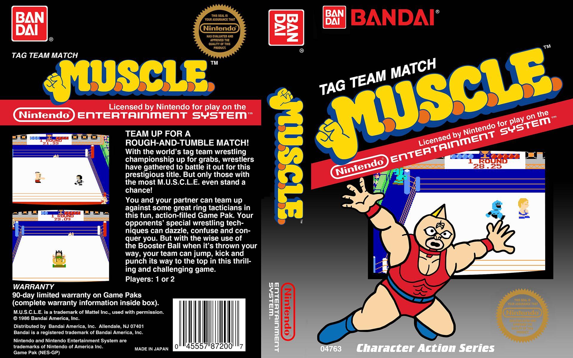 Muscle Box
