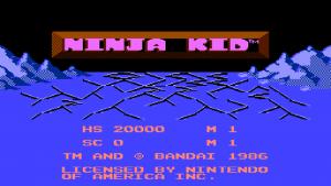 Ninja Kid (NES) Game Hub