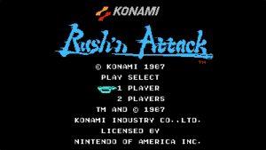 Rush 'N Attack (NES) Game Hub