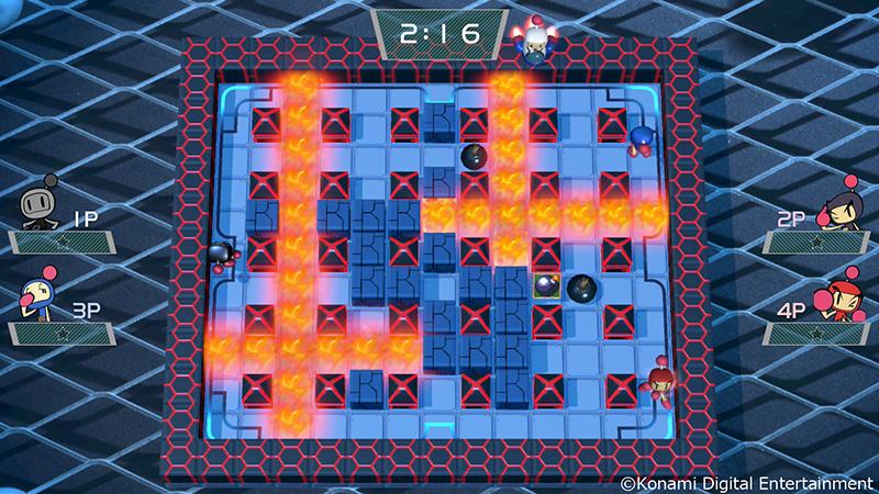 Super Bomberman R Extra Stage-3