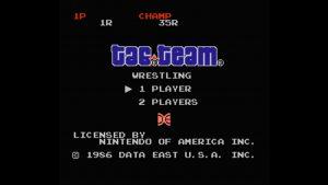 Tag Team Wrestling (NES) Game Hub