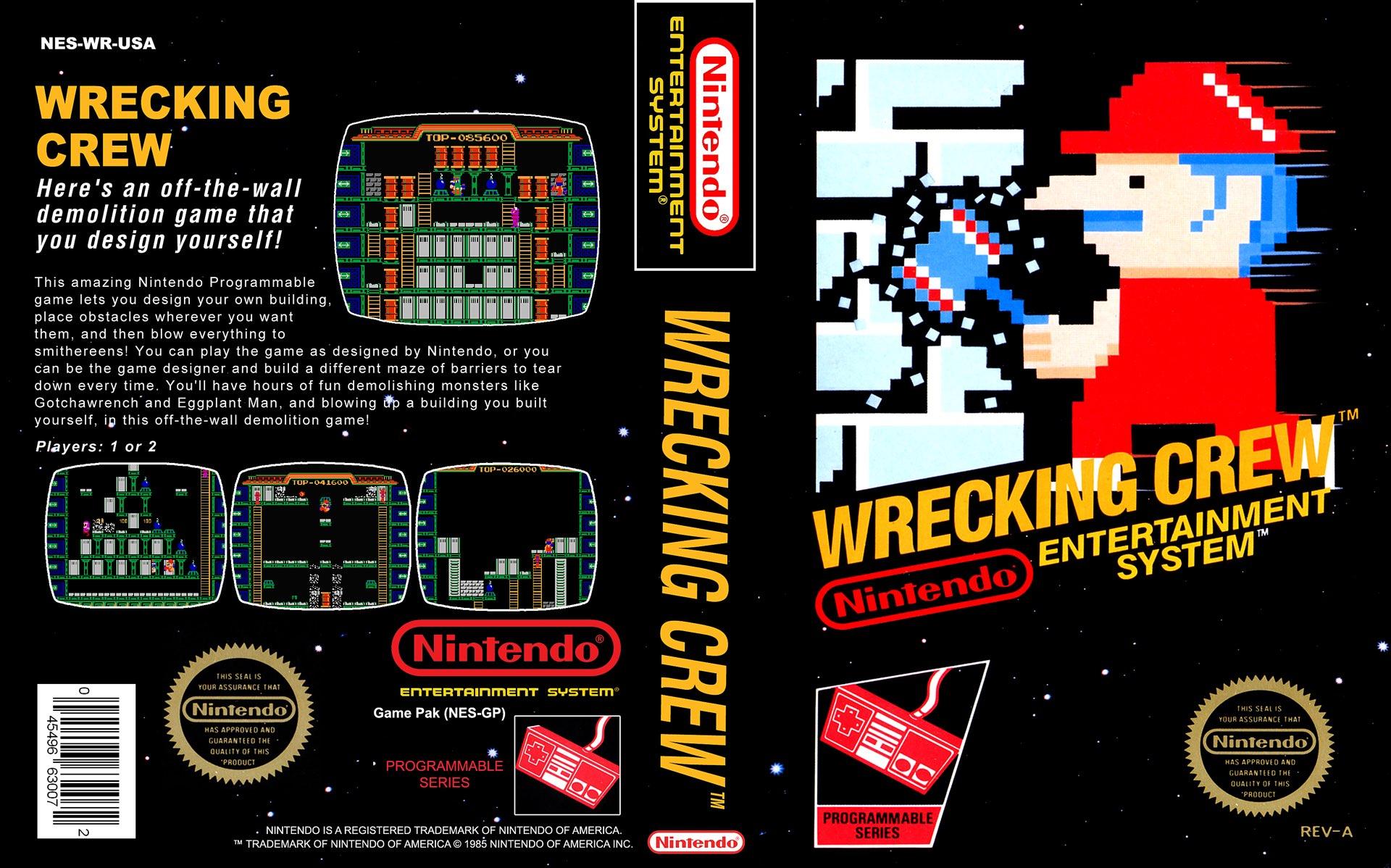 Wrecking Crew Box