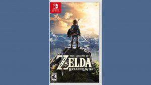 Legend of Zelda: Breath of the Wild (Switch) Game Hub