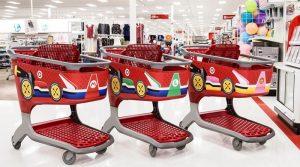Target Stores Get Mario Kart Makeover
