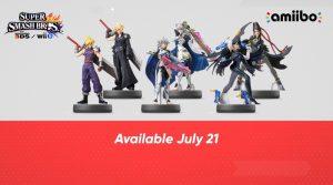 Smash Bros., Pikmin, Zelda & Splatoon Amiibo Pics & Dates