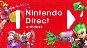Nintendo Direct: Official Nintendo Press Release