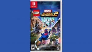 Lego Marvel Super Heroes 2 (Switch) Game Hub
