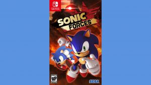 Sonic Forces (Switch) Game Hub