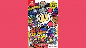 Super Bomberman R (Switch) Game Hub