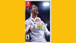 FIFA 18 (Switch) Game Hub