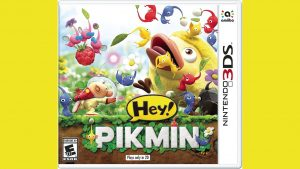 Hey! Pikmin (3DS) Game Hub