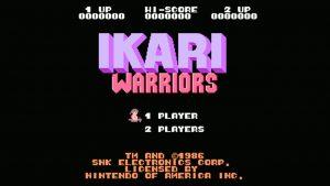 Ikari Warriors (NES) Game Hub