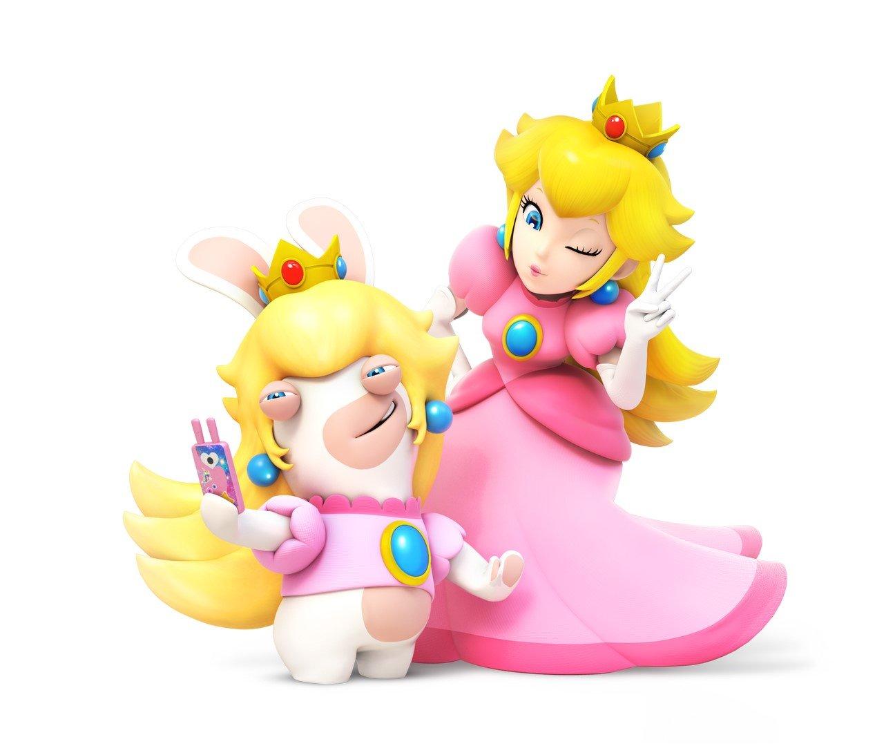 Mario+Rabbids-Peach