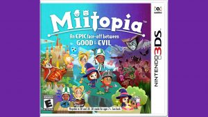 Miitopia (3DS) Game Hub