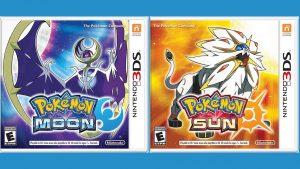 Pokémon Sun & Moon (3DS) Game Hub