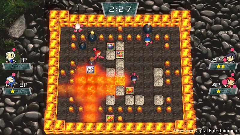 Super Bomberman-Stage1