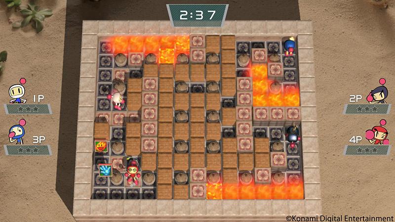 Super Bomberman-Stage2