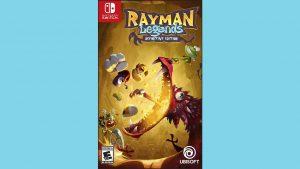 Rayman Legends Definitive Edition (Switch) Game Hub