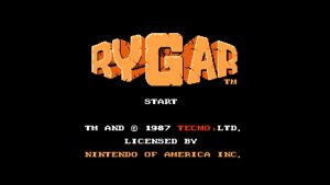 Rygar (NES) Game Hub