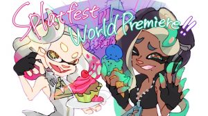 Are You Ready For The Splatoon 2 Splatfest?