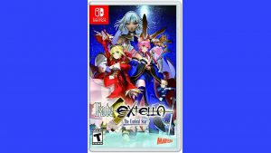 Fate/EXTELLA: The Umbral Star (Switch) Game Hub