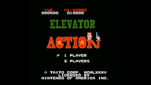 Elevator Action (NES) Game Hub