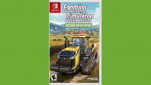 VIDEO: Farming Simulator: Nintendo Switch Edition Debut Trailer