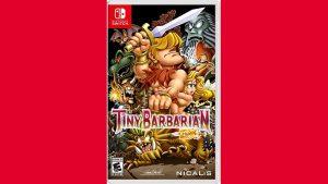 Tiny Barbarian DX (Switch) Game Hub