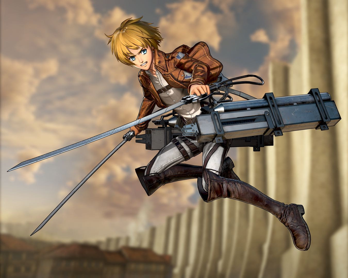 AttackonTitan2_Character Art_Armin
