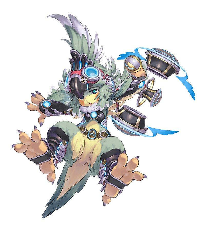 Xenoblade 2-Ibuki