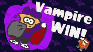 Splatfest Results: Team Vampire Puts A Silver Bullet In Team Werewolf