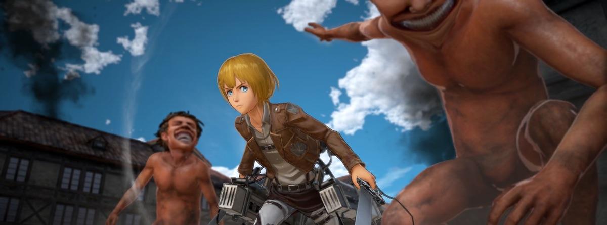 Attack on Titan 2 (Switch) Game Hub