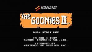 Goonies II (NES) Game Hub
