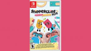 Snipperclips Plus: Cut It Out Together! (Switch) Game Hub