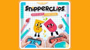 Snipperclips: Cut It Out Together! (Switch) Game Hub